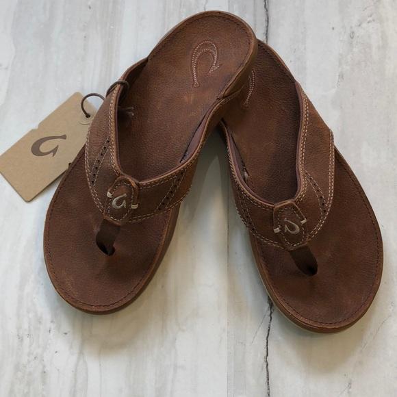 OluKai Men/'s Nui Sandal
